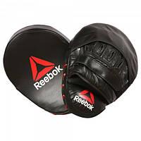 Лапы для бокса reebok перчатки спортивные BG9381 - 2018