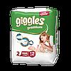 """Подгузники для детей """"GIGGLES"""" Premium Мини 3-6кг №40"""