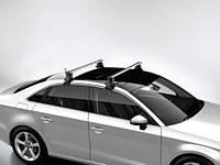 Рейлинги поперечини на крыше Audi A3 Sedan 2014 Новые Оригинальные