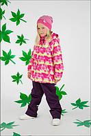 Демисезонный утепленный комплект для девочки Lenne 18230A - 1740.  Размеры 104 - 128.