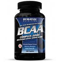 Dymatize Nutrition - BCAA Complex 2200 (400 caps)
