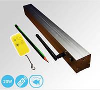 Аквариумный светодиодный светильник 30Вт