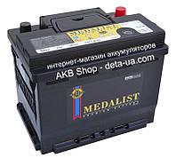 Аккумулятор MEDALIST™ 60А/ч R+ арт.560 30