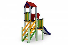 """Детский игровой комплекс """"Уют"""",  1,5 м, фото 2"""