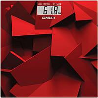 Весы напольные SCARLETT SC-BS33E086