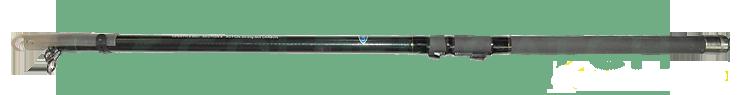 Удилище телескопическое с кольцами Libao New Wolf 4м