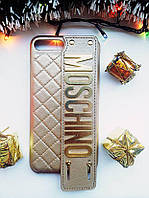 Чехол - накладка Moschino iPhone 8 Plus