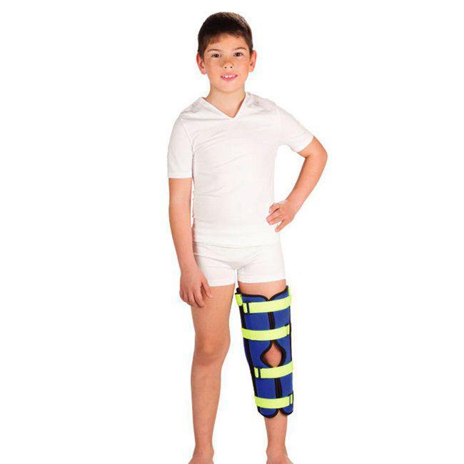 Бандаж наколенный сустав детский первая помощь при разрыве сустава