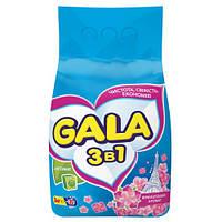 Стиральный порошок для автоматической стирки Gala 3кг