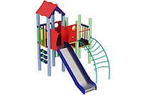Детский игровой комплекс Уточка 1,5 м