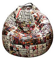 Кресло груша GTA (размер XL)