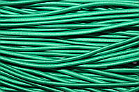 Резинка круглая, шляпная 2.5мм, (50м) т.зеленый (трава), фото 1