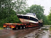 Перевозка водного транспорта. Перевозка пароходов. Перевозка катеров. Перевозка яхт. Перевозка лодок.