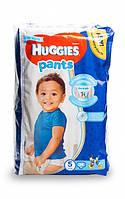 Подгузники-трусики Huggies Pants размер 5 для мальчиков 12-17кг гигиенические 34шт