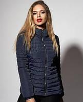 Легкая куртка без капюшона для девушек