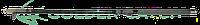 Удилище телескопическое с кольцами Libao New Wolf 5м