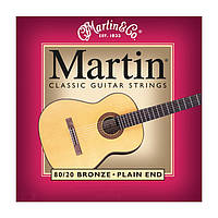Струны для классической гитары Martin M220 Classical уценка