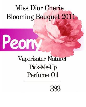 a3bd598918df Парфюмерное масло «Miss Dior Blooming Bouquet Christian Dior» - Наливная  парфюмерия ― купить духи