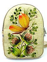 Рюкзак петриковская роспись бабочка, фото 1
