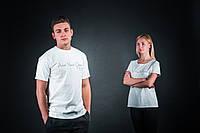 Подарочный комплект футболок ко дню Св. Валентина