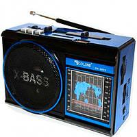 Радиоприемник Колонка MP3 USB Golon RX 9009, Радио с фонарем, Радио колонка, Радио с MP3 и USB