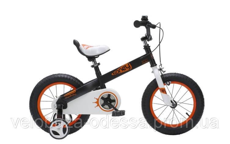 """Велосипед RoyalBaby HONEY 18"""", черный, фото 2"""