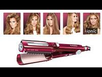 Плойка с ионизатором BaByliss Pro Styler ionic, Автоматическая плойка, Стайлер для волос, Утюжок для волос