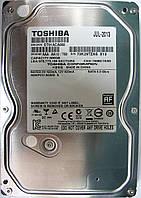 HDD 500GB 7200 SATA3 3.5 Toshiba DT01ACA050 неисправный 73K29TZASX13, фото 1