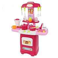 Кухня Детская Игровая Со Световыми И Звуковыми Эффектами Ps