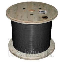 Кабель нагрівальний одножильний відрізний Nexans TXLP BLACK (DRUM) 7,7 Ohm/m Black