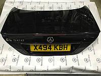 Крышка багажника mercedes w215 cl-class