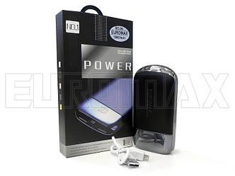 Внешний аккумулятор (power bank) EUROMAX 18000мАч (3600мАч) SC-06