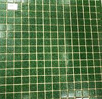 Зеленая мозаика для стен и пола Vivacer XA26
