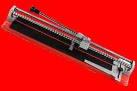Плиткорез с резаком для отверстий Бригадир на 600 мм