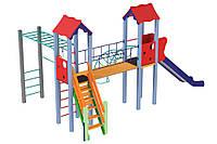 Детский игровой комплекс Универсал, высота горки 1,8 м