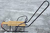 Санки с толкателем ( Днепр), фото 1