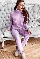 Теплый спортивный костюм Виолета код ак115 серый , синий , бежевый , лаванда