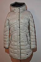 Длинная зимняя куртка Mishele на тинсулейте 8821 50 размер, фото 1