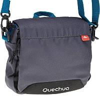 Сумка на пояс Quechua темно-серая