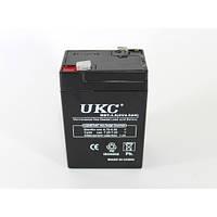 Аккумулятор BATTERY RB 640 6V 4A UKC, аккумуляторная батарея