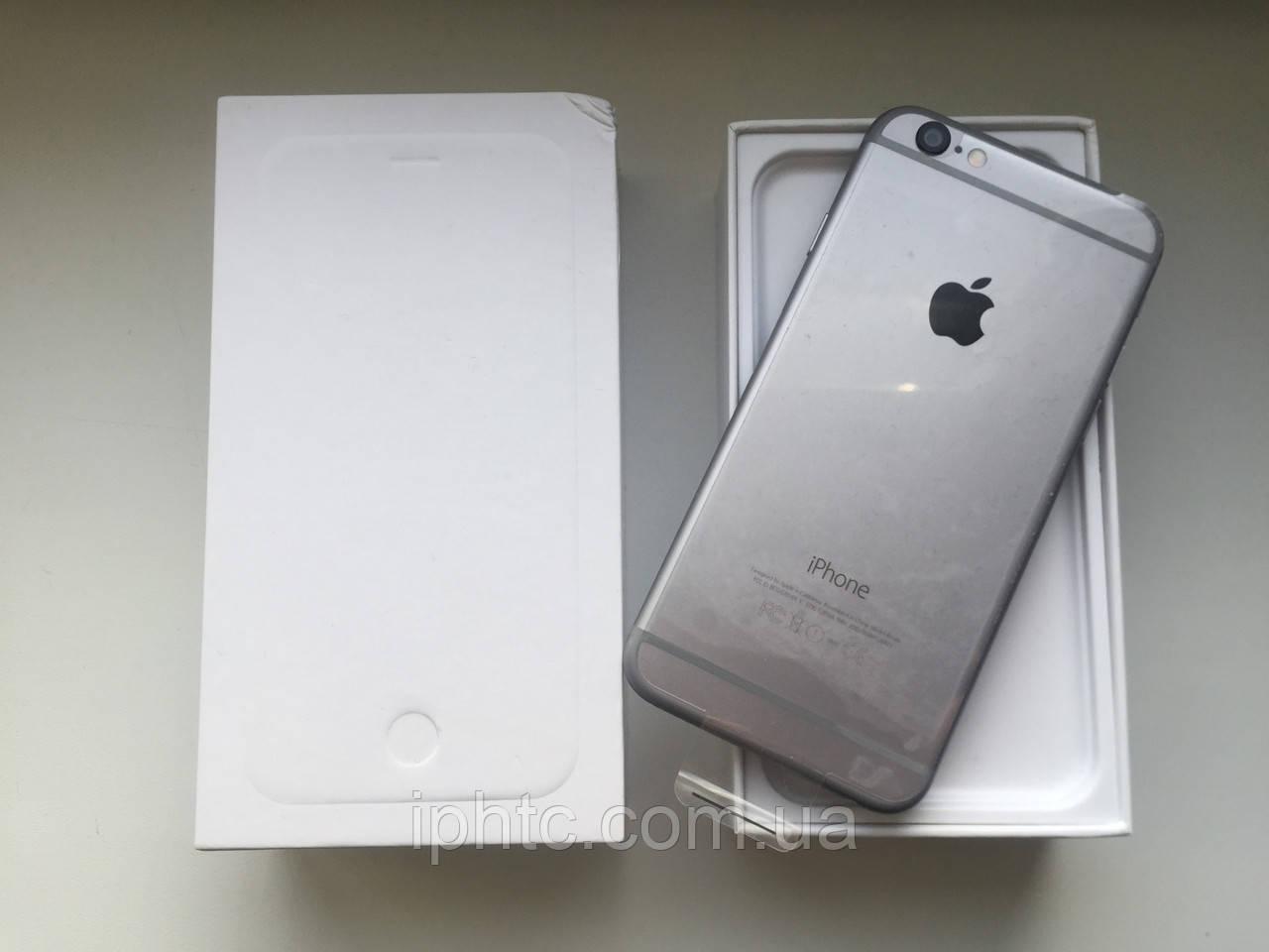 Apple iPhone 6 16GB Space Grey /Новый / NeverLock Запечатан