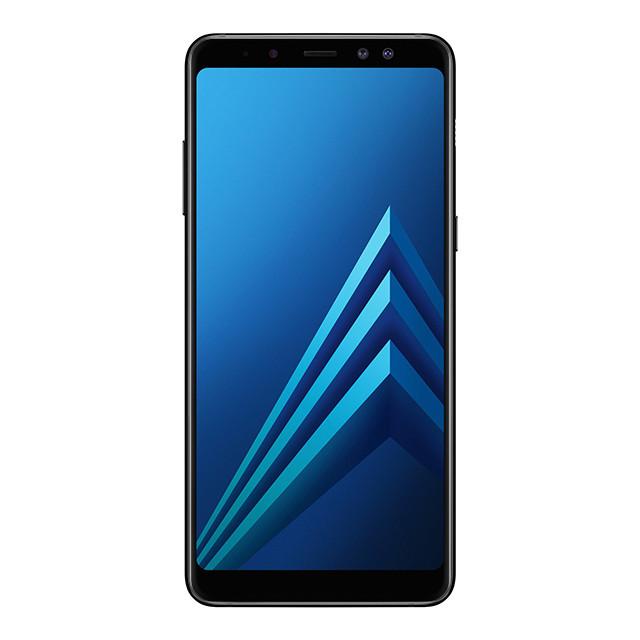 Смартфон Samsung Galaxy A8+ Black (SM-A730FZKDSEK)