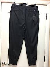 Брюки мужские черные на манжете Antony Morato, фото 2