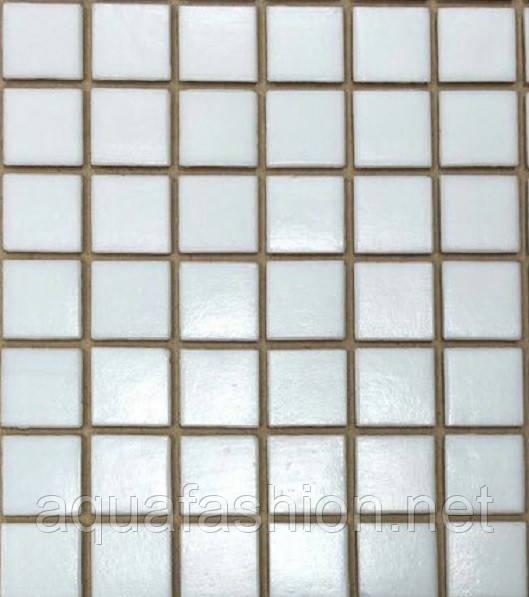 Біла мозаїка для стін і підлоги Vivacer XNA01