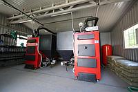 Промышленные котлы на пеллетах и угле с автоматической подачей Eurotherm WMSP