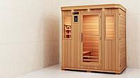 Инфракрасная сауна Tuoni IV Premium для дома, квартиры,дачи или спа-салона, Львов