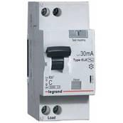 Дифференциальный автоматический выключатель 1П+Н C16А 30MA