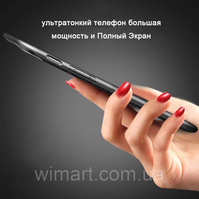 Чехол аккумулятор Baseus Ultra Slim Black для iPhone 7 Plus 3650 mAh (ACAPIPH7P-BJ01)