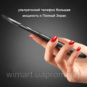Чехол аккумулятор Baseus Ultra Slim Black для iPhone 7 Plus 3650 mAh (ACAPIPH7P-BJ01)