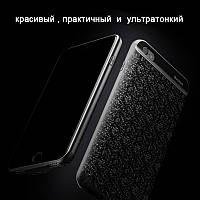 Чехол аккумулятор Baseus Ultra Slim Black для iPhone 6S/6  2500 mAh (ACAPIPH6-BJ01)